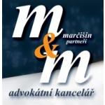 Advokátní kancelář Marčišin & partneři – logo společnosti