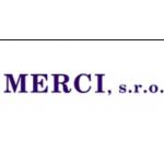 MERCI, s.r.o. (pobočka Ústí nad Labem, Krásné Březno) – logo společnosti