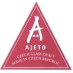 AJETO spol. s r.o. Czech Glass Craft – logo společnosti