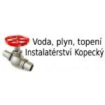 Kopecký Pavel - Instalatérství – logo společnosti