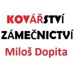 Dopita Miloš - Zámečnictví – logo společnosti