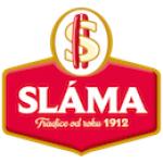 Uzenářství a lahůdky SLÁMA s.r.o. – logo společnosti