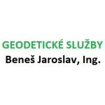 Beneš Jaroslav, Ing. - GEODETICKÉ SLUŽBY – logo společnosti