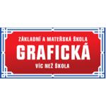 ZŠ a MŠ Praha 5, Grafická – logo společnosti