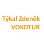 Týkal Zdeněk - VOKOTUR – logo společnosti