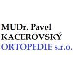 MUDr. Pavel KACEROVSKÝ - ORTOPEDIE s.r.o. – logo společnosti