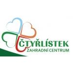 ČTYŘLÍSTEK ZAHRADNÍ CENTRUM, s.r.o. – logo společnosti