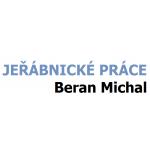 Beran Michal - jeřábnické práce – logo společnosti