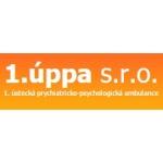 1. ÚPPA - 1. ústecká psychiatricko-psychologická ambulance s.r.o. – logo společnosti