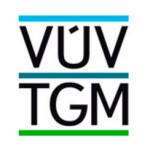 Výzkumný ústav vodohospodářský T. G. Masaryka veřejná výzkumná instituce – logo společnosti