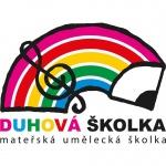 Duhová školka s.r.o. – logo společnosti