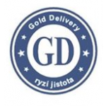 Gold Delivery s.r.o. – logo společnosti