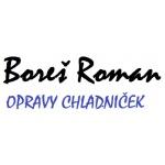 Boreš Roman - opravy chladniček – logo společnosti