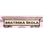 Bratrská škola – církevní základní škola – logo společnosti