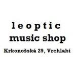 Zvoníček Leoš - music shop – logo společnosti