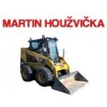 Nákladní autodoprava, zemní práce - Houžvička Martin (Mladá Boleslav) – logo společnosti