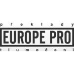 Monika Beková - Agentura EUROPE PRO – logo společnosti