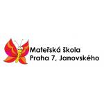 Spolek rodičů a přátel školy při MŠ Janovského 52 – logo společnosti