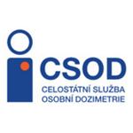 Celostátní služba osobní dozimetrie, s.r.o. – logo společnosti