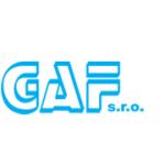 GAF, s.r.o. – logo společnosti