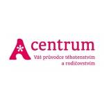 A centrum - Váš průvodce těhotenstvím a rodičovstvím, o. p. s. – logo společnosti