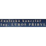 Znalecká kancelář Ing. Přibyl Luboš – logo společnosti