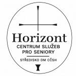 Horizont - centrum služeb pro seniory,středisko Diakonie a misie Církve československé husitské – logo společnosti