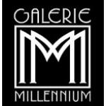 MILLENNIUM GALERIE – logo společnosti
