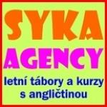 SYKA AGENCY a.s. - letní tábory a kurzy s angličtinou – logo společnosti