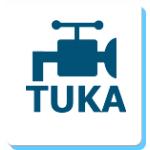 TUKA s.r.o. (Praha) – logo společnosti