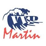 VVP-Martin, s.r.o. (pobočka Praha 10 - Uhříněves) – logo společnosti