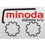 MINODA-PŮJČOVNA s.r.o. – logo společnosti