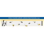 Církevní husitská základní umělecká škola Harmonie, o.p.s. – logo společnosti