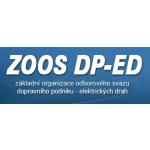 ZO OS Dopravní podnik Elektrické dráhy o.z. – logo společnosti
