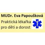 MUDr. Eva Papoušková - praktická lékařka pro děti a dorost – logo společnosti