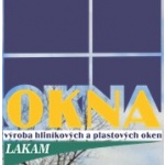 Okna Lakam, s.r.o. - Okna a dveře Praha – logo společnosti