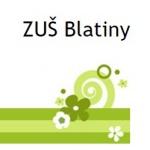 ZUŠ Blatiny Praha 6, Španielova – logo společnosti