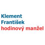 Klement František - hodinový manžel – logo společnosti