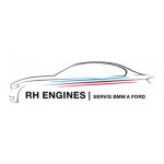 Hamara Robert - RH Engines – logo společnosti