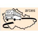 ARCES - cestovní agentura a kancelář – logo společnosti