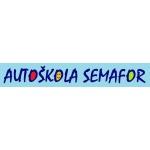 AUTOŠKOLA SEMAFOR s.r.o. (pobočka Praha 6-Břevnov) – logo společnosti
