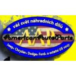 AAP - AMERICAN AUTO PARTS s.r.o. – logo společnosti