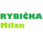 Rybička Milan – logo společnosti
