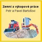 Zemní a výkopové práce Petr a Pavel Bartošovi – logo společnosti