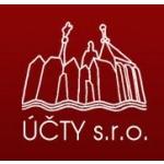 ÚČTY spol. s r.o. – logo společnosti