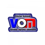 Václav Kukeně - VOM s.r.o. – logo společnosti
