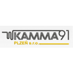 KAMMA 91 Plzeň s. r. o. – logo společnosti