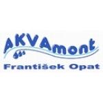 Opat František- AKVAMONT – logo společnosti