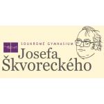 Soukromé gymnasium Josefa Škvoreckého s.r.o. – logo společnosti