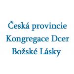 Česká provincie Kongregace Dcer Božské Lásky – logo společnosti